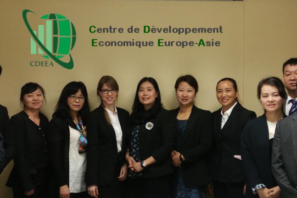 délégation cdeea